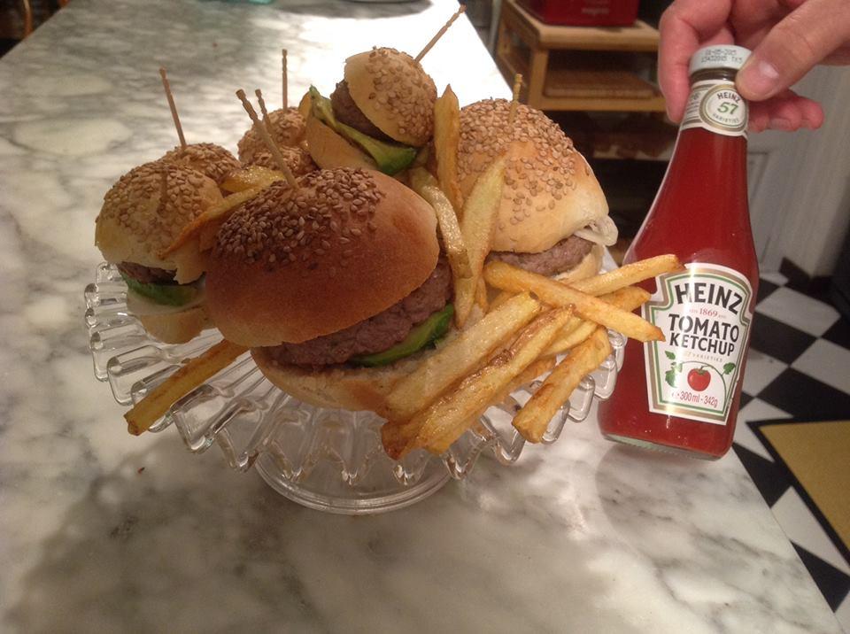 eggmilano - Bun Burger sfiziosi