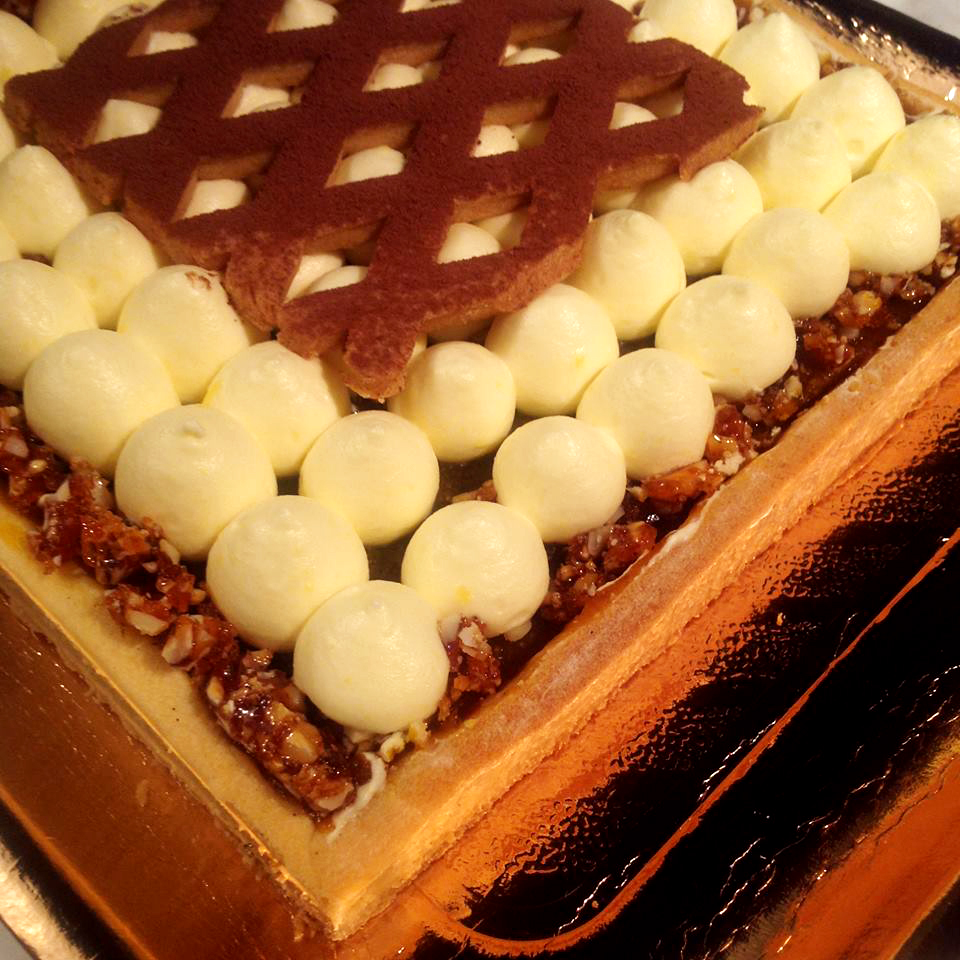 eggmilano - Crostata di montersino