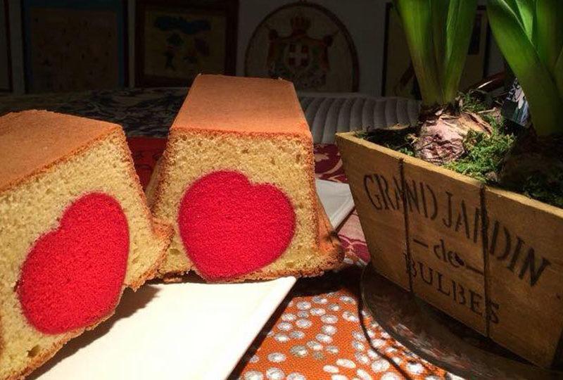 CAKE CON SORPRESA