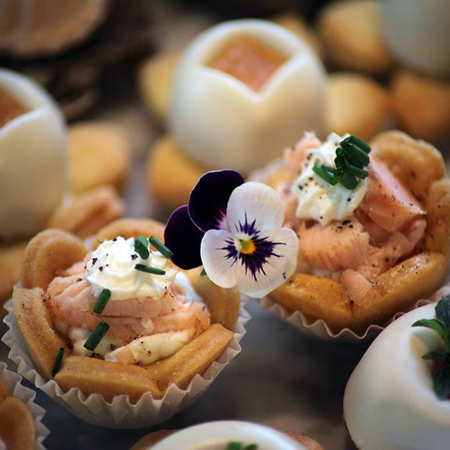 eggmilano - finger food