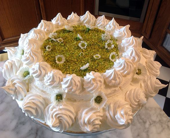 torta di primavera