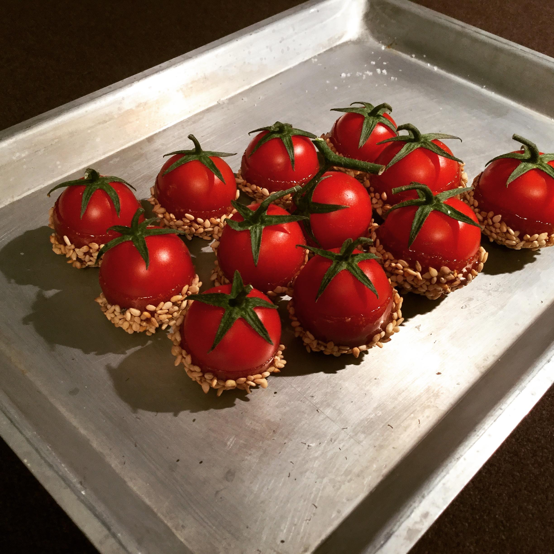 eggmilano - esercito di dolci pomodorini