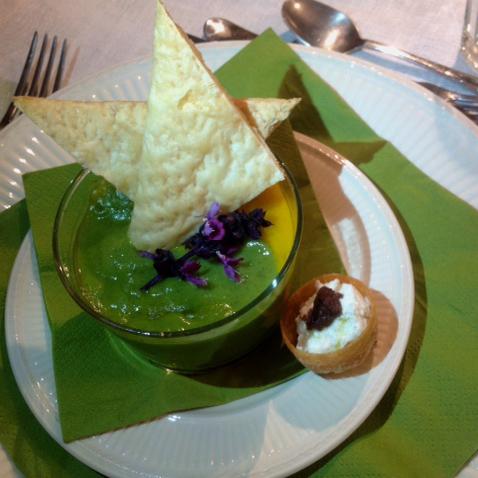 eggmilano - crema di zucchine
