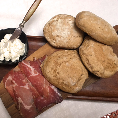 eggmilano - Schüttelbrot pane di segale